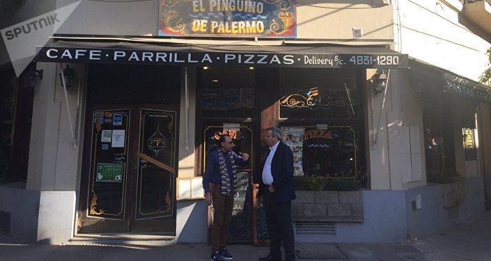 El Pingüino, un clásico de la gastronomía argentina, Palermo, Buenos Aires, Argentina