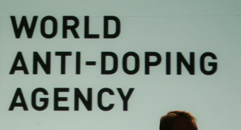 Dick W. Pound, head of World Anti-Doping Agency WADA