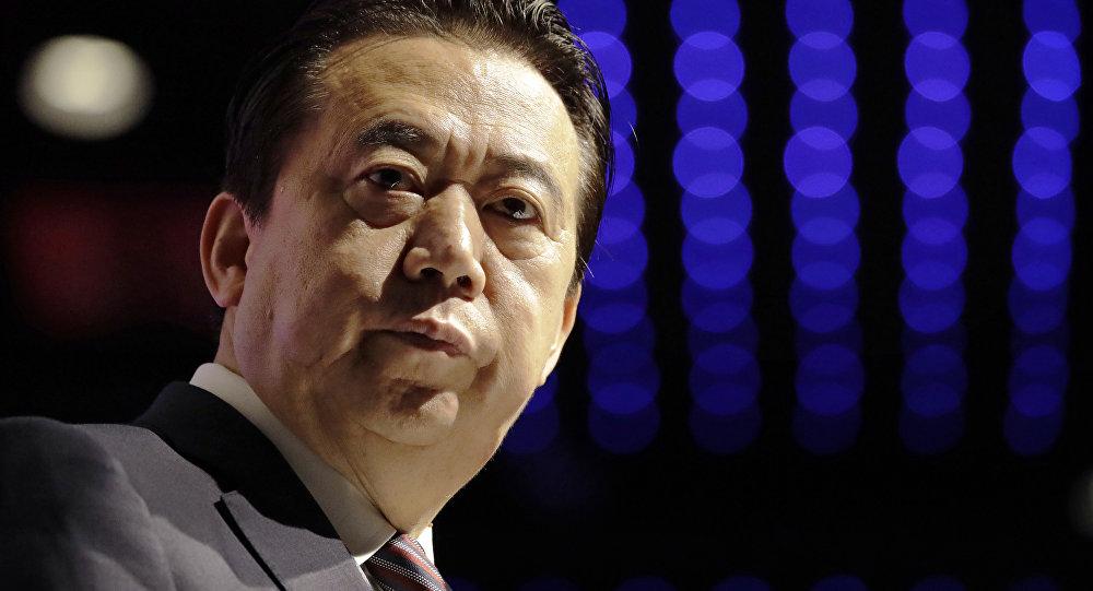 Meng Hongwei, el presidente de Interpol