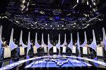 Debate entre algunos de los candidatos a la Presidencia de Brasil
