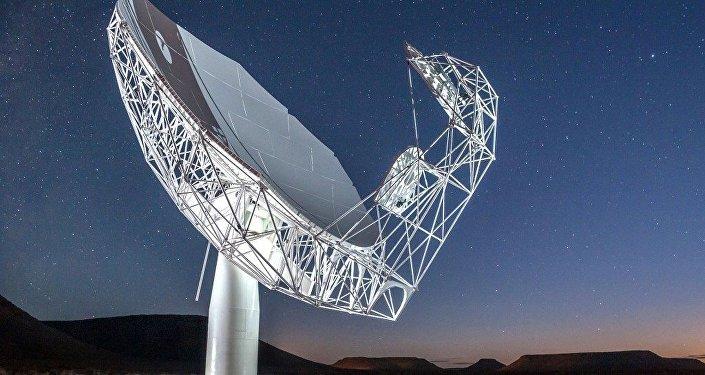 El radiotelescopio MeerKAT