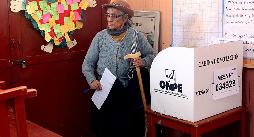 Elecciones en Lima