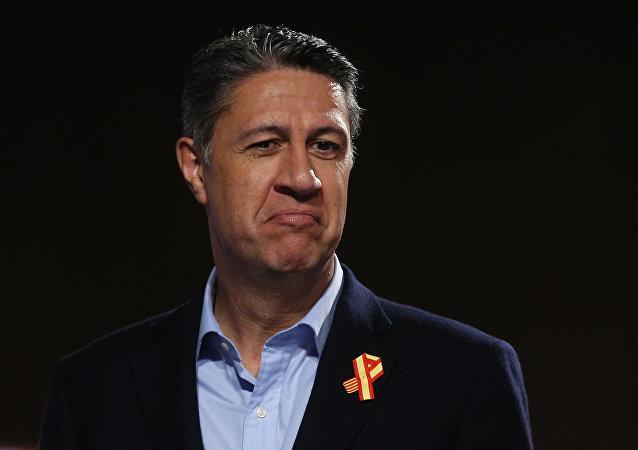Xavier García Albiol, exlíder del Partido Popular de Cataluña (archivo)