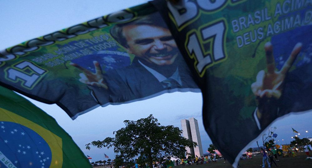 Resultado de imagen de brasil partido de bolsonaro