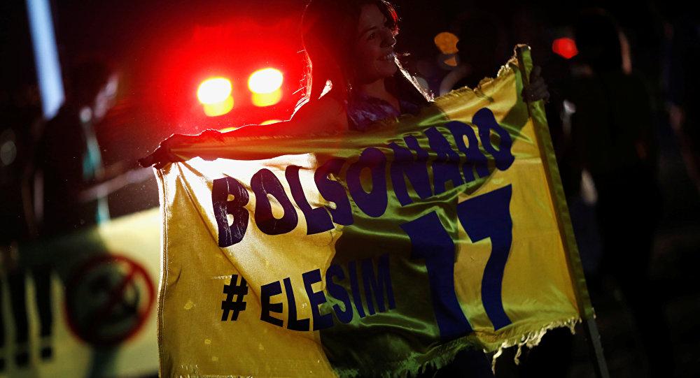 Habrá segunda vuelta electoral en Brasil entre Bolsonaro y Haddad — Elecciones Brasil