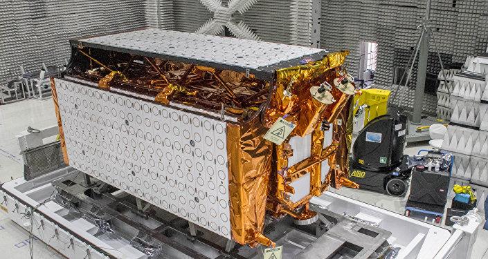 El satélite argentino Saocom 1A