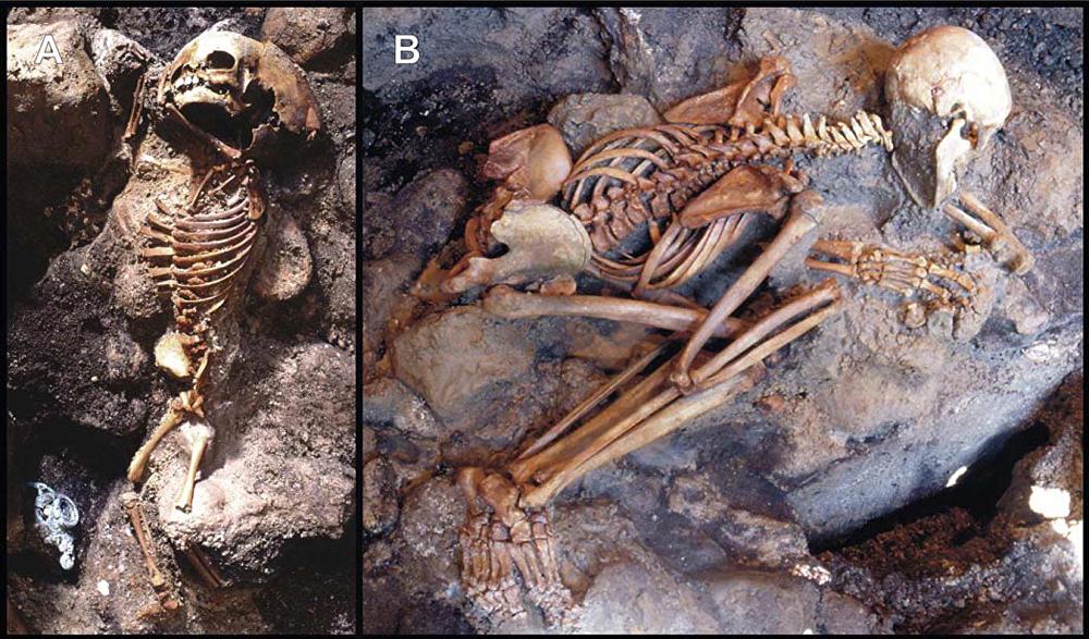 Así murieron los habitantes de Pompeya cuando el Vesubio hizo erupción