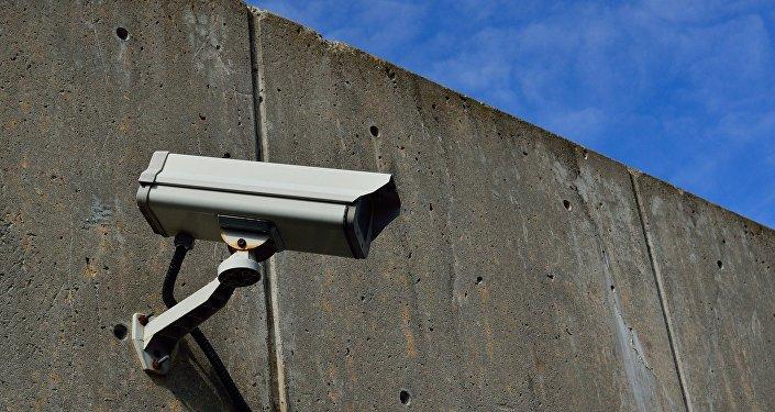 Una cámara de vigilancia (imagen ilustrativa)