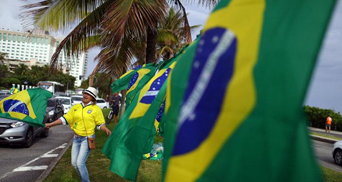 Banderas de Brasil