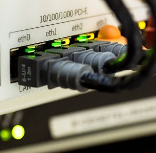 Cables de internet (imagen ilustrativa)