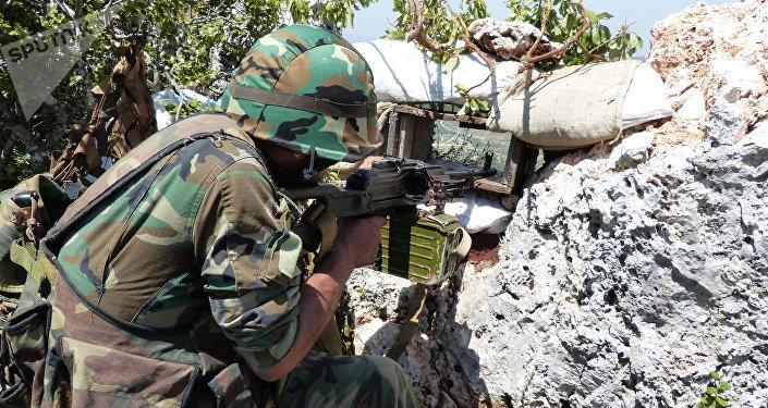 Situación en Latakia, Siria