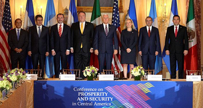 Conferencia sobre Prosperidad y Seguridad (Washington)