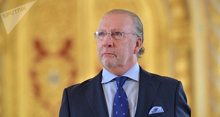 Fernando Valderrama Pareja, nuevo embajador de España en Rusia