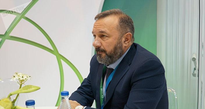 El presidente de BIOCAD, la compañía rusa de biotecnología innovadora, Dmitri Morózov