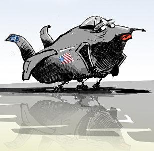 El F-35 no acaba de ponerse en forma