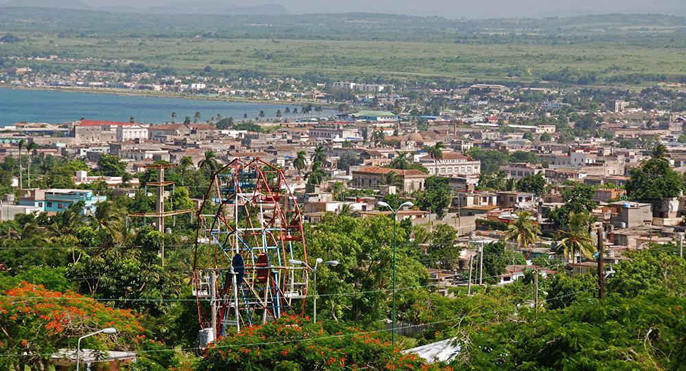 La ciudad de Matanzas, Cuba