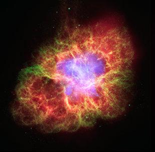 Supernova (ilustración gráfica)