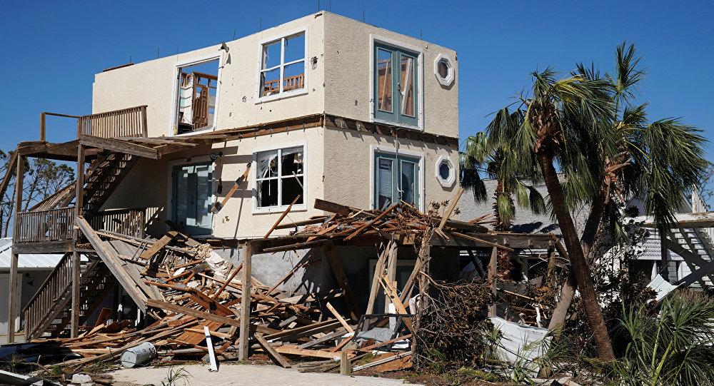 Consecuencias del huracán Michael en Florida