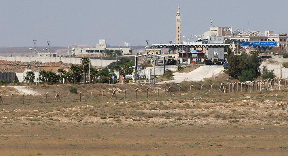 Siria y Jordania reabren su principal paso fronterizo luego de 3 años