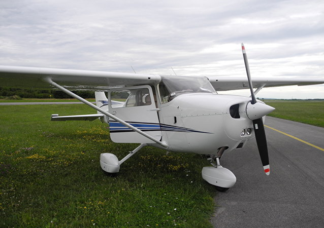 Avioneta Cessna 172