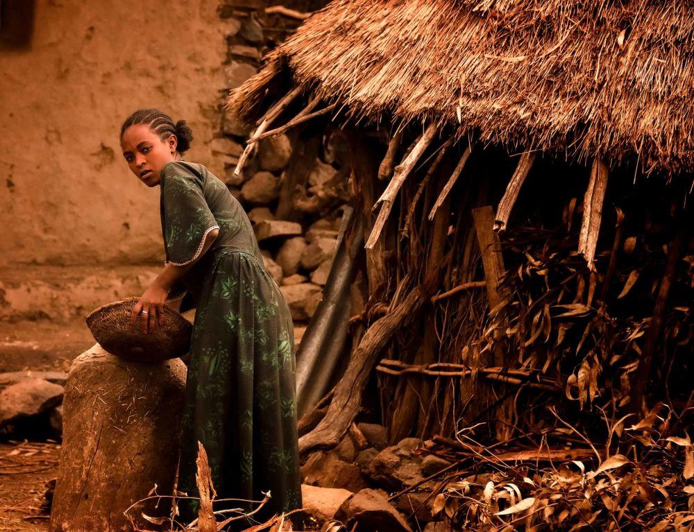 La belleza de las mujeres rurales