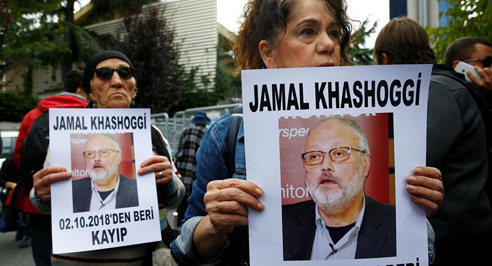 Canciller saudita promete juicio en caso de periodista asesinado