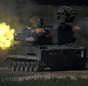 Sistema de defensa aérea Shilka M-4