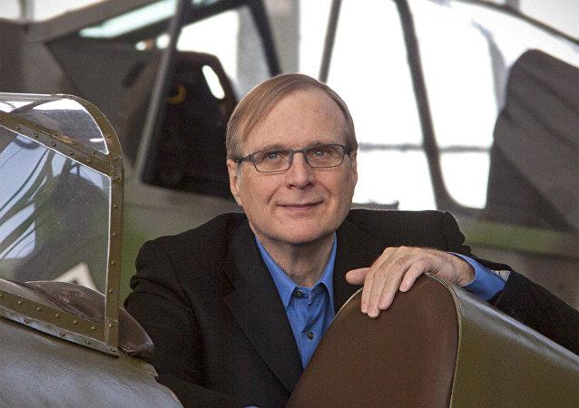 Paul Allen, cofundador de Microsoft