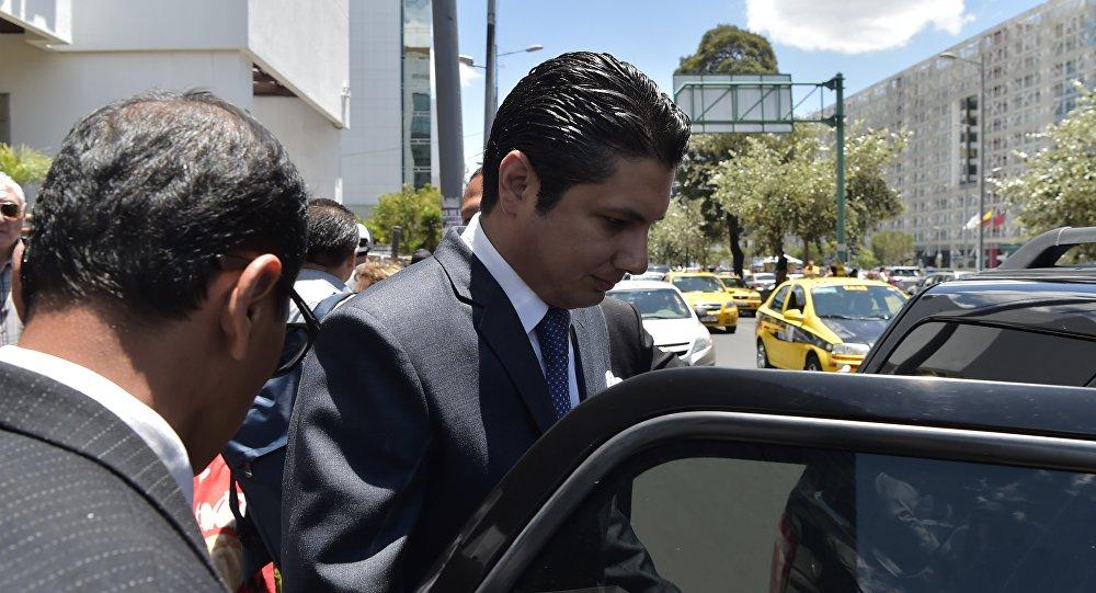 Fernando Balda, político ecuatoriano