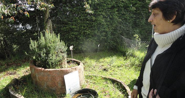 María Teresa Brambila, pasó de lo urbano a lo rural en proyecto agroecológico