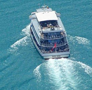 Un barco (imagen ilustrativa)