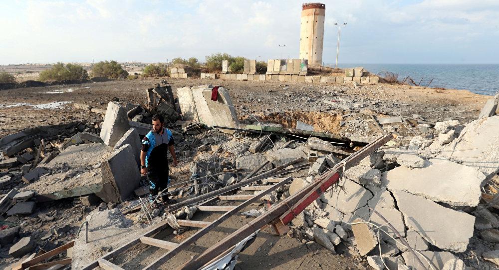 Ataque palestino con cohete a ciudad israelí provoca ofensiva aérea sobre Gaza