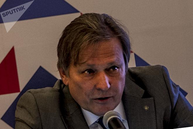 Víctor Koronelli, embajador extraordinario de la Federación Rusa en el evento de la Misión Empresarial del Centro Ruso de Exportaciones en México