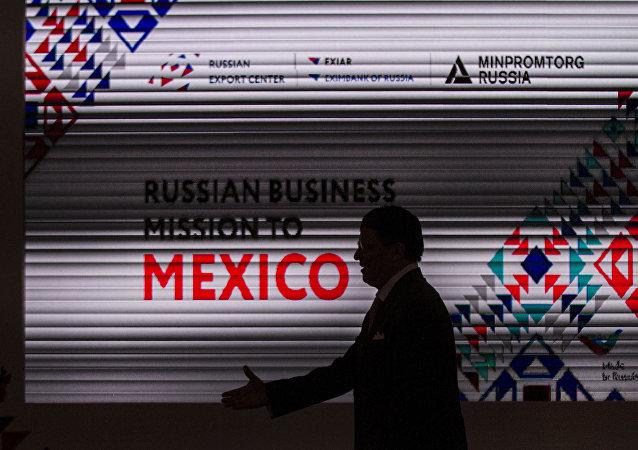 Participante de la misión empresarial en México del Centro Ruso de Exportaciones
