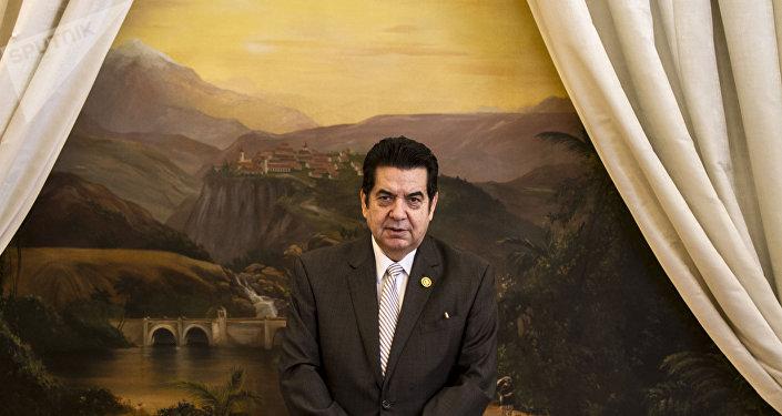 Américo Alatorre, presidente del Consejo Empresarial Internacional de Enlace
