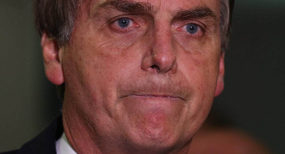 Jair Bolsonaro, diputado federal de Brasil