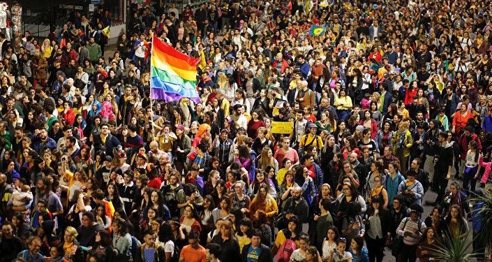 Movimiento LGBT en Uruguay (Archivo)
