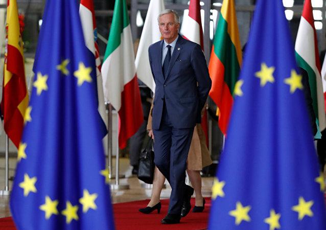 Michel Barnier, el negociador jefe de la UE sobre el Brexit