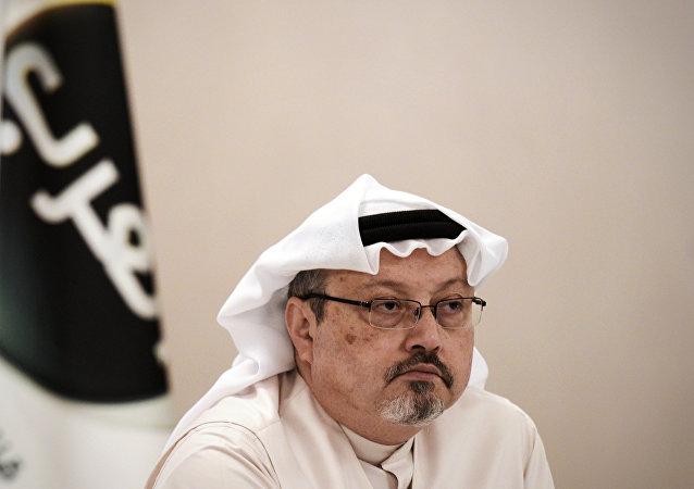Jamal Khashoggi, periodista saudí