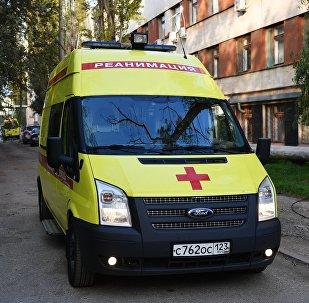 Ambulancia rusa