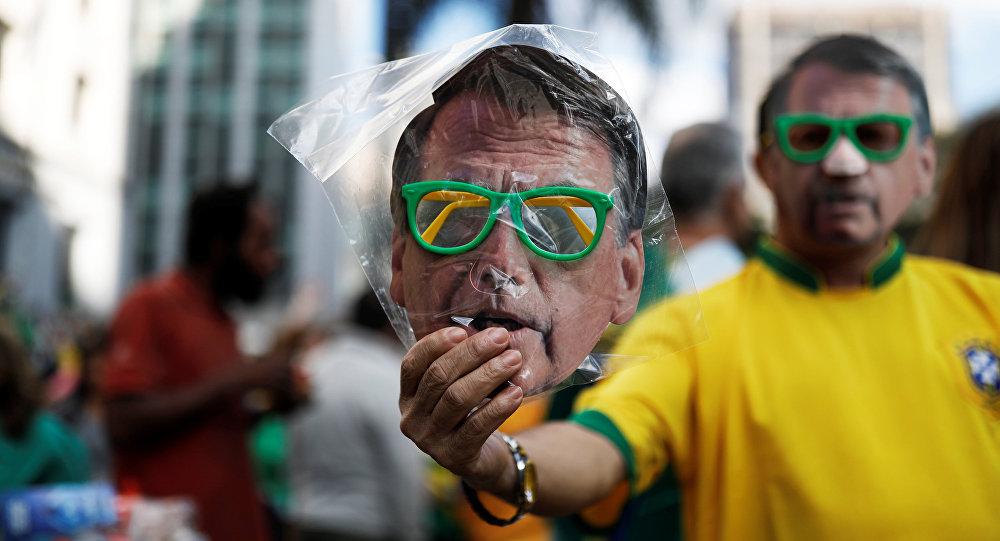 Haddad recorta distancia con Bolsonaro, según nuevo sondeo