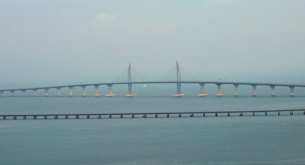 Puente marítimo más largo del mundo
