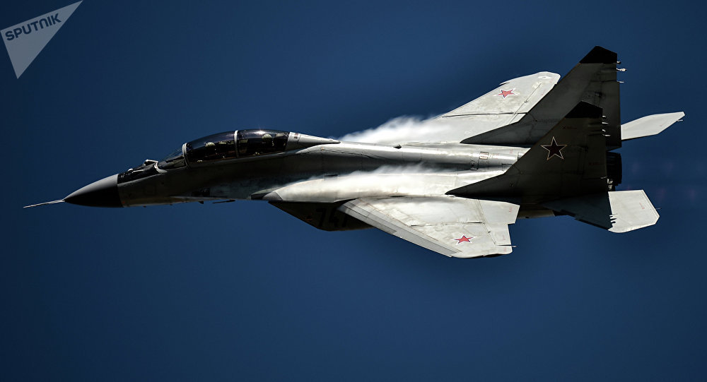 Caza MiG-29