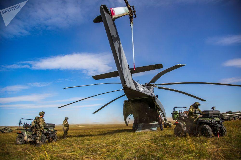 El Día de la Aviación de Ejército de Rusia