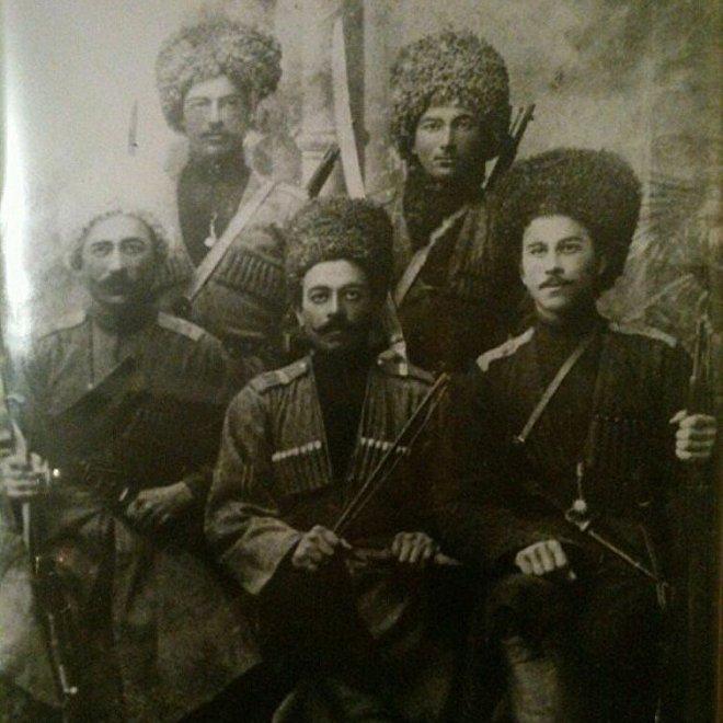 Los karabulaki en el Ejército Imperial Ruso