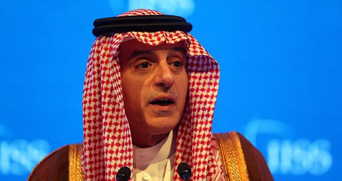 Adel Jubeir, el ministro saudí de Exteriores
