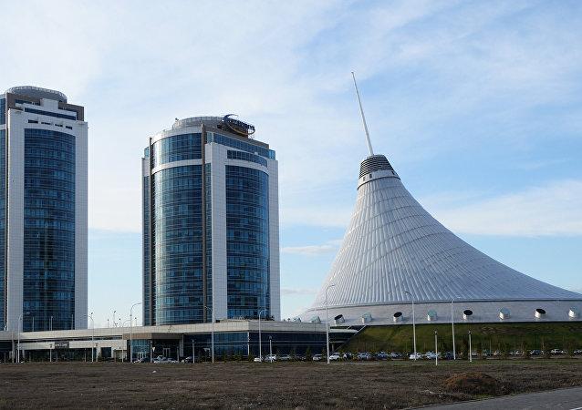Nursultán, capital de Kazajistán