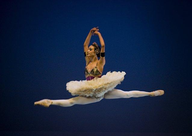 El Ballet Nacional de Cuba (Archivo)