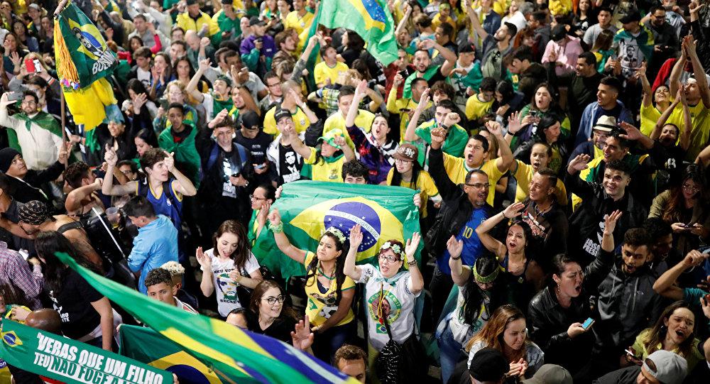 Segunda vuelta de elecciones presidenciales en Brasil