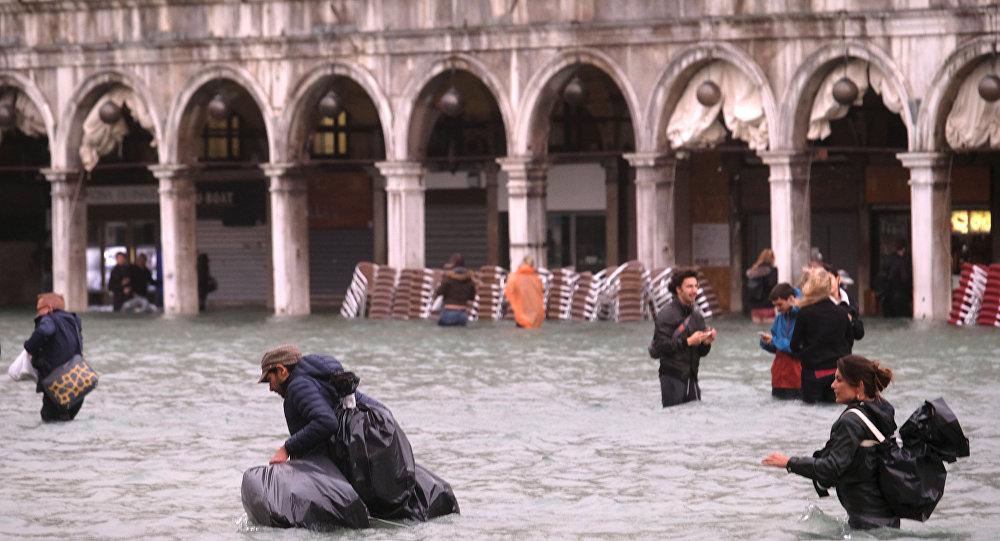 Situación en Italia